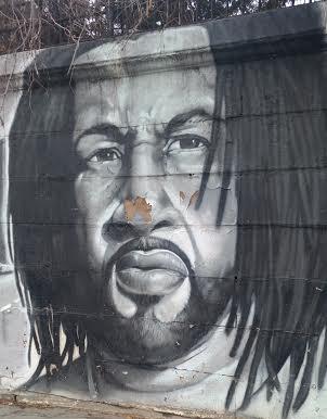 DJ Kool Herc mural