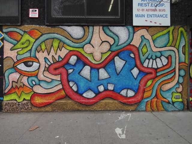 Mural by Andy Golub