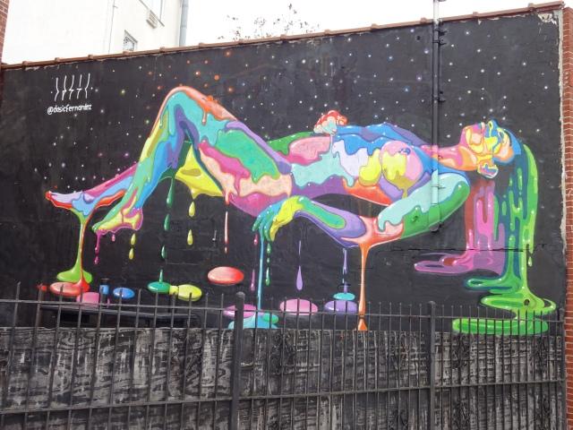 Mural by Dasic Fernandez