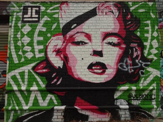 Mural by JC (Instragram @JCBKNYC)
