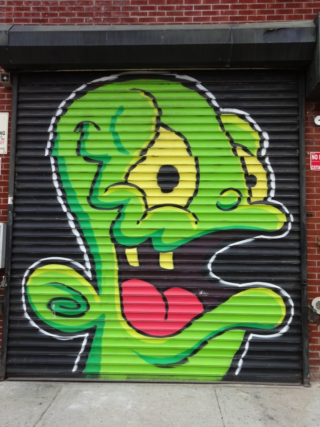 Mural by Bishop203 (JAT1) (Instagram @lowbrow_bk)