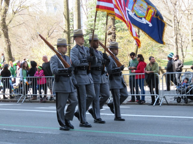New York State Police Honor Guard