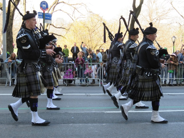 NY State Police Pipes and Drums