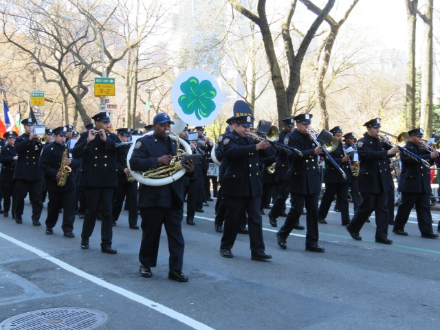 NYC Police Band