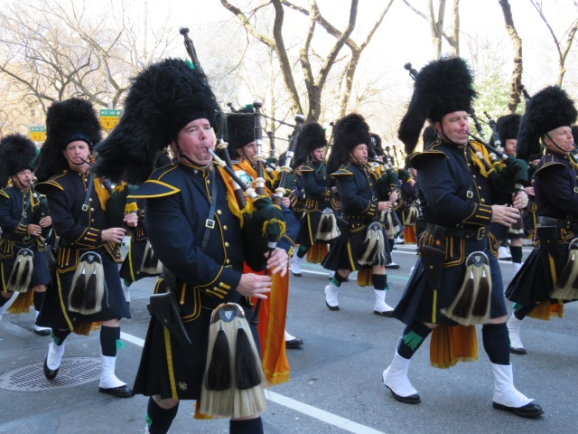 NYCPD Emerald Society Pipes and Drums-photo3